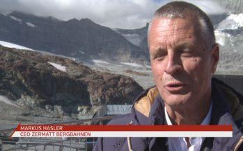 Zermatt offre à ses visiteurs la télécabine la plus élevée du monde