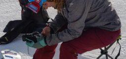 Snowboard alpin: Patrizia Kummer, nouveau départ