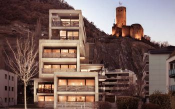 Architecture: une densification qualitative au cœur de Martigny