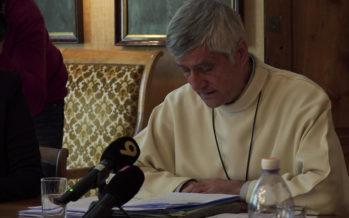 «L'Eglise est pour la vie, non pour la mort», rappelle Mgr Lovey, alors que l'aide au suicide va être débattue au Grand Conseil