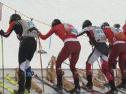 Complètement Sport en mode ski-alpinisme et cross!