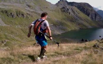 Nouveauté pour le 2e Swisspeaks Trail, avec un parcours de 360 km, du Haut-Valais jusqu'au Bouveret