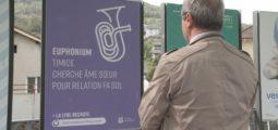 Les fanfares peinent à recruter… La Lyre de Monthey cherche de nouveaux musiciens à coups d'affiches dans les rues