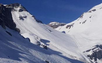 Avalanche à Crans-Montana: plusieurs personnes ensevelies. Une numéro d'urgence a été ouvert