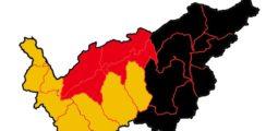 En Valais, faute de pluie, le risque de feux de forêt est réel, surtout dans le haut du canton