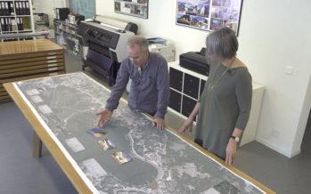 En repensant les espaces publics et la mobilité, les architectes primés veulent donner une nouvelle fraîcheur à Champex-Lac