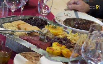 Cerf, chamois, chevreuil: la chasse dégustée comme au XIIIe siècle au château de La Bâtiaz à Martigny