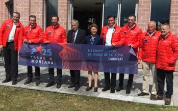 Mondiaux de ski alpin 2025: Crans-Montana est officiellement dans la course