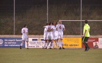 Football – Coupe Valaisanne: le FC Savièse bat le FC Grimisuat en 1/8es de finale, les favoris n'ont pas tremblé