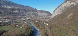 Géothermie: Lavey-les-Bains va utiliser ses eaux thermales pour produire de l'énergie et alimenter 900 ménages