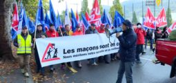 L'Union syndicale valaisanne fête ses 100 ans de lutte!