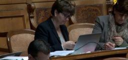 Viola Amherd dépose son dossier de candidature auprès de la commission d'évaluation du PDC