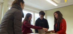 Apprendre à entreprendre: dans les coulisses de la création d'une entreprise, sur les bancs d'école de St-Guérin