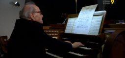 Georges Athanasiadès donnait samedi soir son dernier concert à l'abbaye de St-Maurice