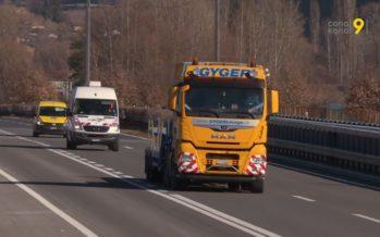 Initiative des Alpes: 25 ans après le vote populaire, a-t-on réussi à transférer le trafic routier sur le rail?