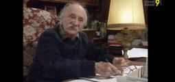 Archives: quand l'écrivain Maurice Chappaz dévoilait la naissance des premières lignes d'un livre