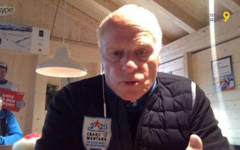 Candidature aux Championnats du monde de ski alpin de Crans-Montana: Marius Robyr s'est rendue à Åre