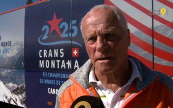 Ski alpin: Crans-Montana en route pour les Championnats du monde de ski alpin 2025