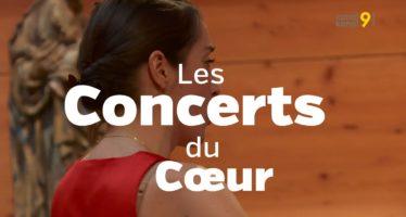 Concerts du Cœur: Laure Barras et ses musiciens amènent la musique auprès de ceux qui ne peuvent se rendre aux concerts