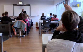 Des centaines d'élèves valaisans participent au Championnat international des jeux mathématiques et logiques