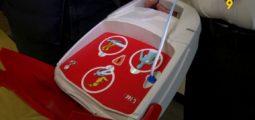 Cœur Wallis installe des défibrillateurs en libre-service, parce que chaque seconde compte lors d'un arrêt cardio-respiratoire