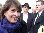 «Viola Amherd n'a pas besoin de mes conseils», lâche en riant Doris Leuthard