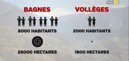 Bagnes et Vollèges: fusion en vue pour des communes que tout semble opposer mais qui collaborent hautement. Réponse le 10 février