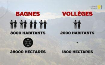 C'est «oui» à la fusion de Bagnes et Vollèges, une forte participation. Flash spécial à 16 heures ce dimanche
