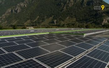Sierre lance pour la première fois un véritable fonds de soutien à la transition énergétique