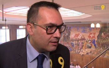 Sébastien Fanti reconduit dans sa fonction de préposé cantonal à la protection des données