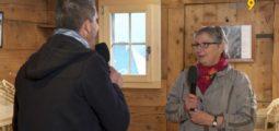 À la découverte des vieux greniers de Val-d'Illiez: on y entreposait les habits du dimanche, ils sont devenus des lieux d'exposition