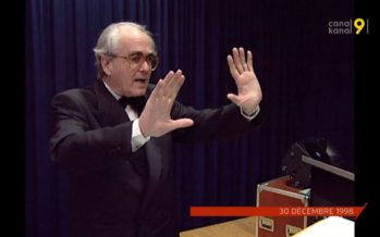 Hommage à Michel Legrand. Le célèbre compositeur avait animé la vie culturelle de Crans-Montana et vécu à Lens