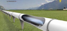 Eurotube: traverser le Chablais à 1000 kilomètre à l'heure!