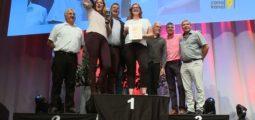 Cave suisse de l'année: «C'est génial pour le Valais et Salquenen, pour moi, mon équipe et ma famille!», se réjouit  Diego Mathier