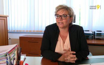 Garantir les subventions aux barrages: «Il y a une prise de conscience au Parlement fédéral», se réjouit Géraldine Marchand-Balet