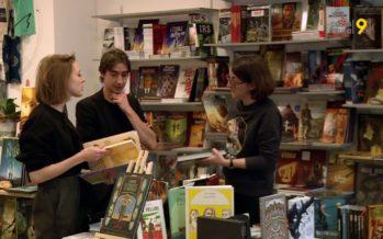 La Bulle 2.Ø: à Sion, trois jeunes amoureux des livres lancent une librairie indépendante