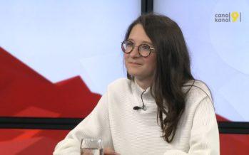«Avant d'acheter, je me pose la question de savoir si je vais porter ou non un vêtement», dit Luce Monnet, candidate de l'opération Walliwood