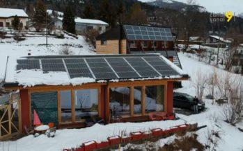 Minergie: les maisons peuvent se construire de manière à réduire son impact sur l'environnement