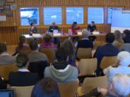 La 5e Journée d'étude du CREPA et HES-SO fait dialoguer chercheurs et population de la région à Sembrancher