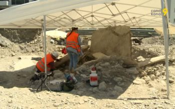 Un musée cantonal d'archéologie pourrait bientôt voir le jour en Valais