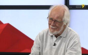 Un Prix Nobel en Valais: Jacques Dubochet a rencontré étudiants et public à l'occasion de 30 ans de la Société académique