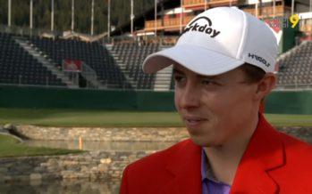 European Masters: Matthieu Fitzpatrick entre dans l'histoire en remportant, comme Ballesteros, deux années de suite le tournoi
