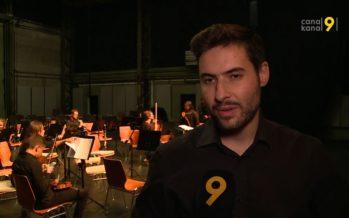 «Moi, orchestre, qui suis-je? Que suis-je pour mon public?» Explications de Vincent Métrailler, chef de l'Orchestre Valaisan Amateur