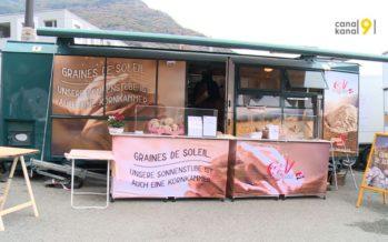 Pain de seigle AOP: inauguration de la boulangerie mobile rénovée à la Foire du Valais de Martigny