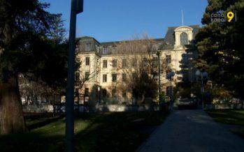 Le Palais de justice à l'étroit dans ses murs. Le Parlement doit valider un crédit d'engagement pour transformer le musée voisin