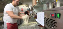 Pizza suspendue: 62 repas ont bénéficié à des personnes dans le besoin au restaurant Terra Mia