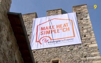Transition énergétique: le projet pilote Make Heat Simple s'adresse aux propriétaires de résidences secondaires en Valais