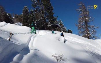 Les adeptes de ski de randonnée disposent d'un nouveau Rando Parc avec cinq parcours balisés entre Haute-Nendaz, Siviez et Veysonnaz