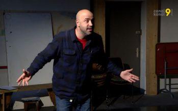 Ma Revue à Nous saison 3: Frédéric Recrosio peaufine les derniers détails de son spectacle