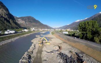 Rhône 3: un concours ouvert à l'international pour rendre les berges du fleuve à la population et lui offrir un espace multi-activités